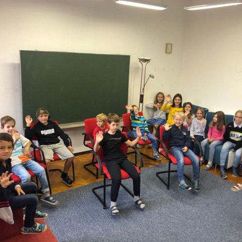 Bild zum Weblog Erster Schultag ...