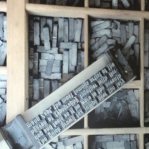 Bild zum Weblog Buchherstellung