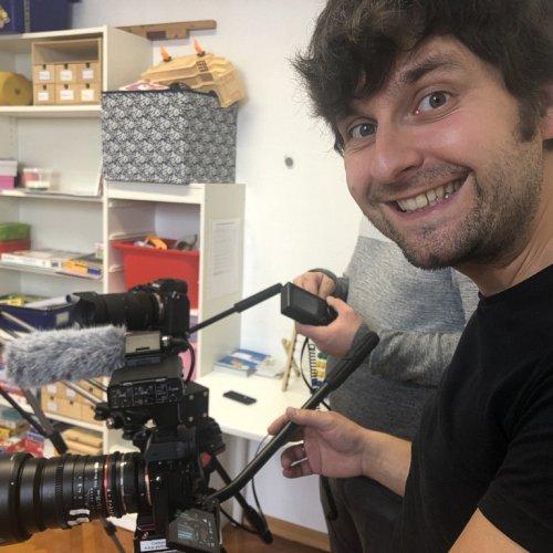 Bild zum Weblog Filmteam in der Lernwelt